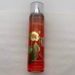 Bath & Body Works Pearberry Fine Fragrance Mist